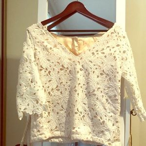 Tops - Embroidered wedding top